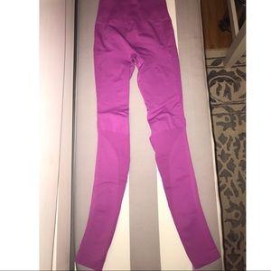 Purple Lululemon Leggings Size:2